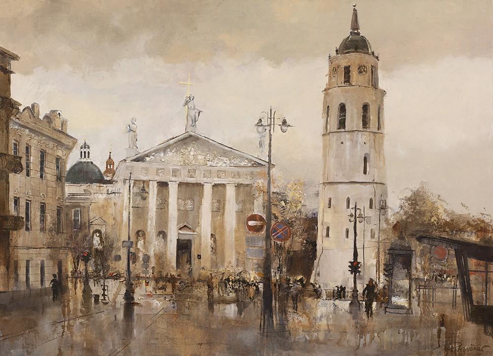 Vilnius po lietaus