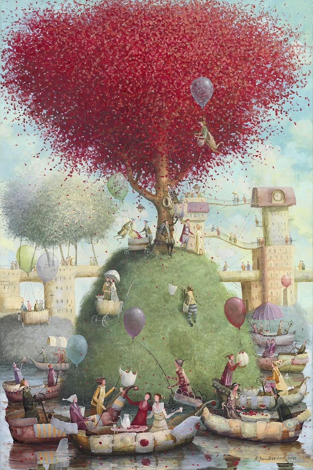 Džiaugsmo medis