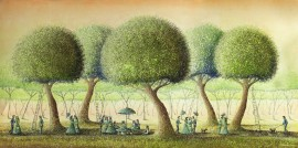 Žalias sodas