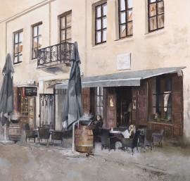 Kavinė Vilniaus gatvėje