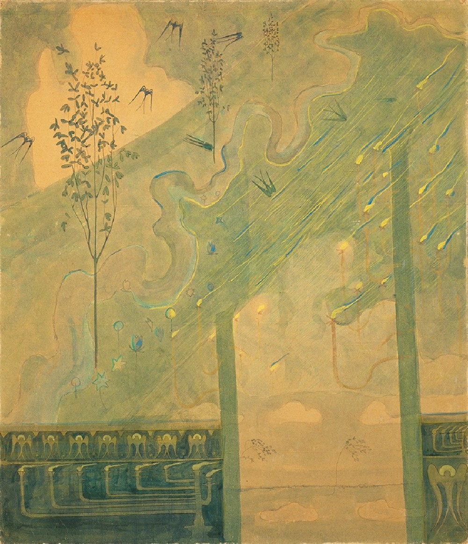 SCHERZO iš ciklo SONATA IV (Vasaros sonata)