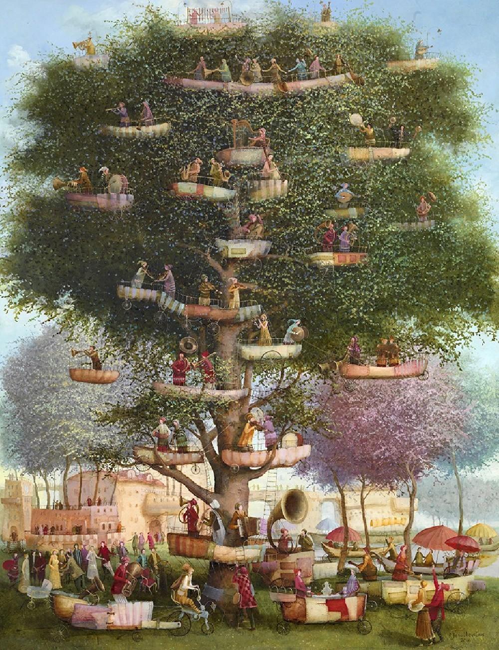 Medžio muzika