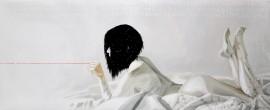 Gilus miegas: Plonytė linija