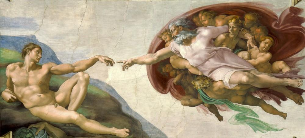 Adomo sutvėrimas