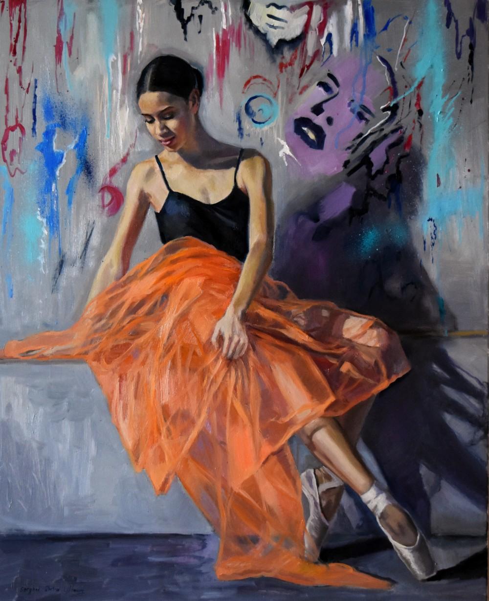 The Street Ballet Dancer