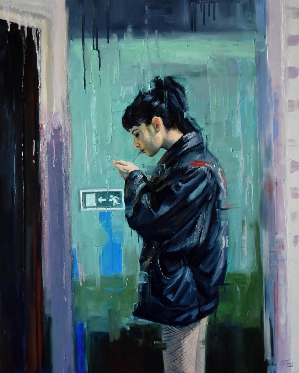 A cigarette for a good start