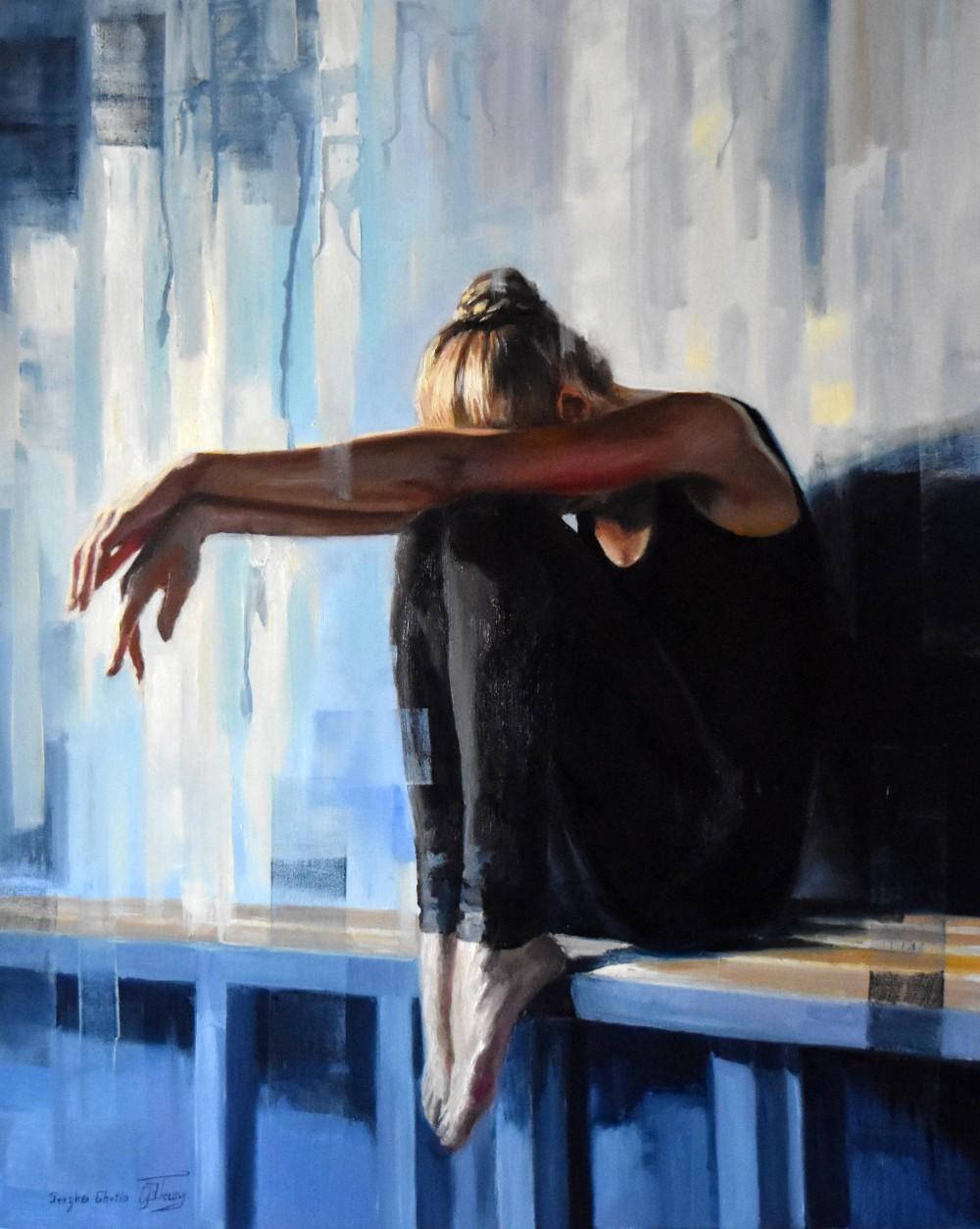 Ballerina, frustration